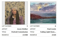 Fundraising Auction in Aid of Newlyn School of Art
