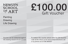 Voucher for 100 Pounds