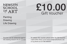 Voucher for 10 Pounds