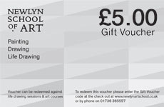 Voucher for 5 Pounds