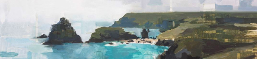 The Realist Landscape painting course Cornwall with Jon Doran
