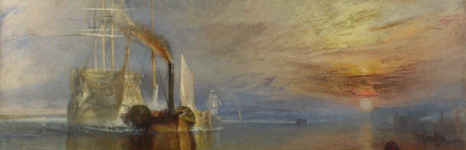 J M W Turner artist painting course Cornwall