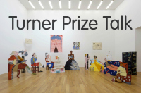 A talk by Turner Prize 2017 Curator Sacha Craddock